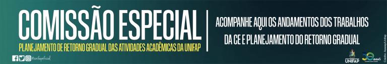 Comissão Especial da UNIFAP