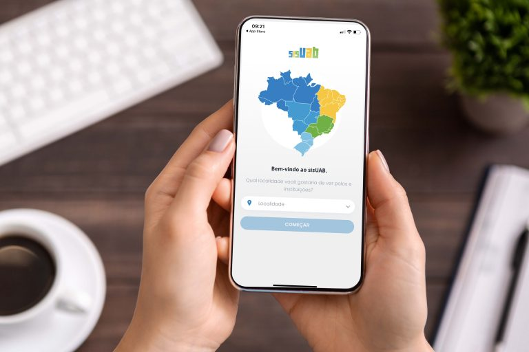UAB lança aplicativo para facilitar acesso aos Cursos e Polos da Universidade