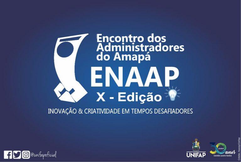 Encontro dos Administradores do Amapá realiza sua 10ª edição com foco na criatividade