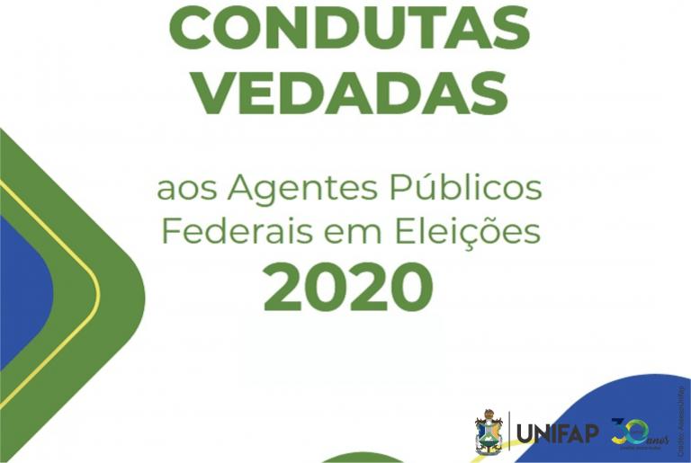 AGU orienta sobre condutas vedadas aos agentes públicos federais nas eleições 2020