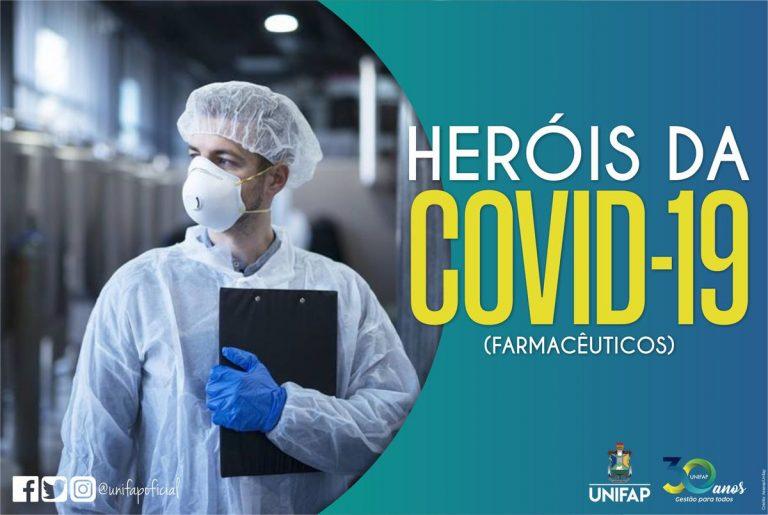 """""""Heróis da COVID-19""""mostra atuação de profissionais durante a pandemia"""