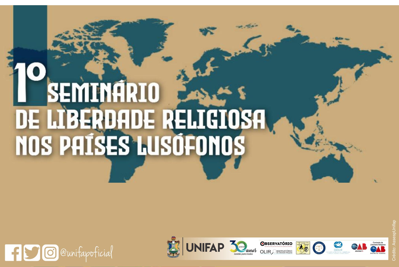 Seminário vai discutir o Estado laico nos países lusófonos