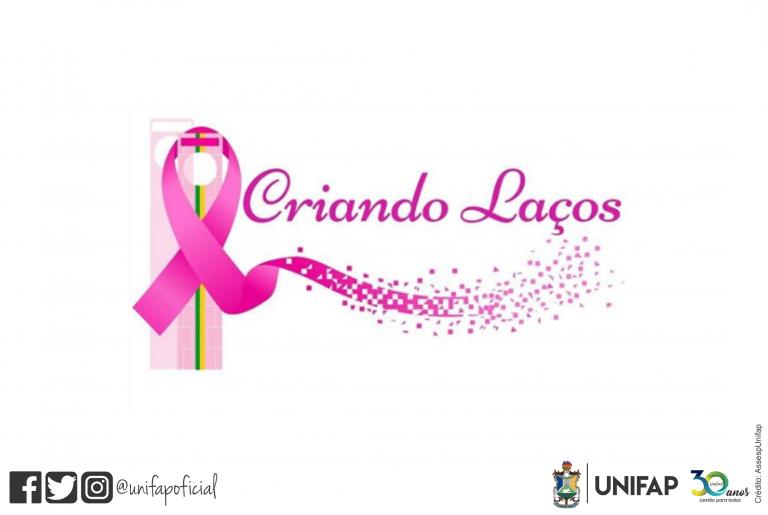 Projeto 'Criando Laços' retoma atividades de prevenção do câncer de mama