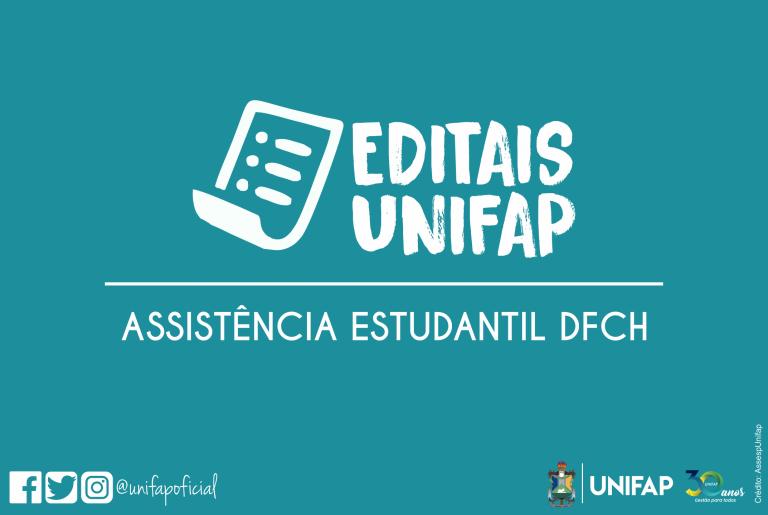 Auxílio financeiro é destinado aos acadêmicos do Departamento de Filosofia e Ciências Sociais da UNIFAP