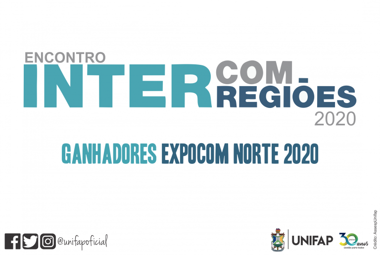 Estudantes do curso de Jornalismo da UNIFAP são vencedoras no Prêmio EXPOCOM Norte 2020