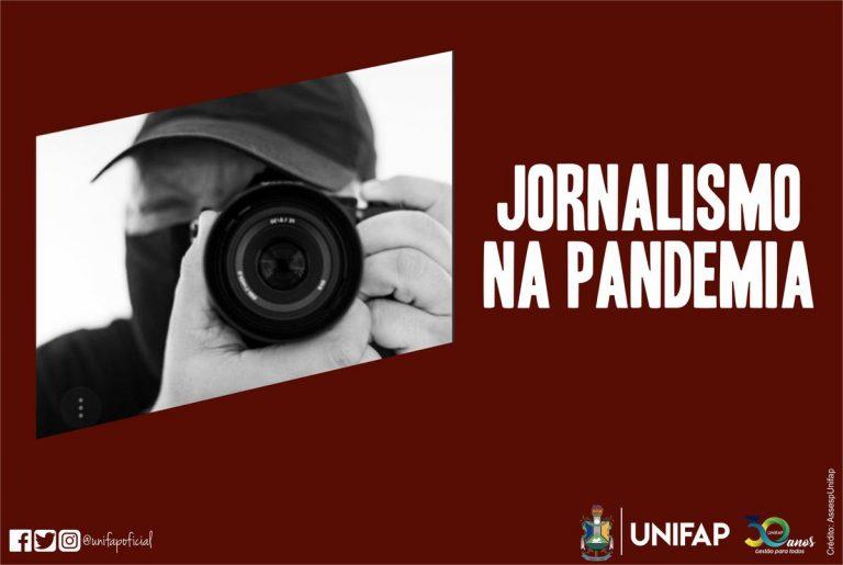 Pesquisadores da UNIFAP participam de E-book sobre Jornalismo na pandemia