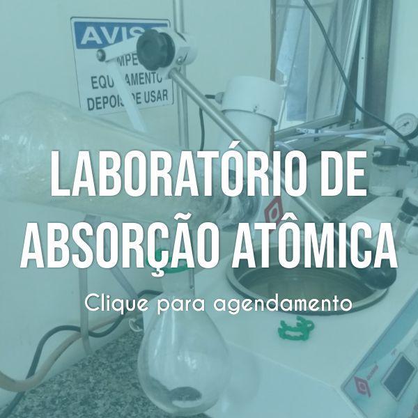 Laboratório de Absorção Atômica da UNIFAP