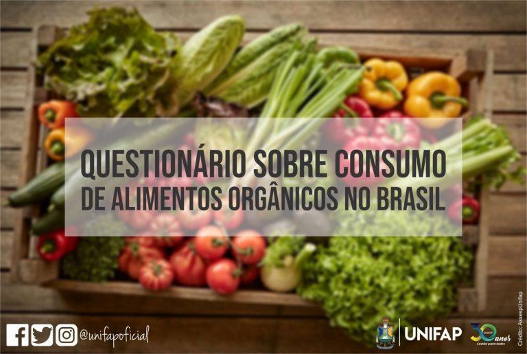 Pesquisa sobre alimentos orgânicos é realizada pela Universidade de Caxias do Sul