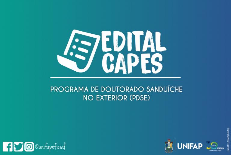 CAPES oferta bolsas para doutorado-sanduiche no exterior