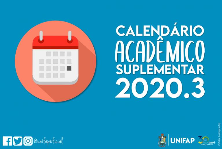 PROGRAD propõe ajustes no Calendário Suplementar 2020.3 após o apagão no Estado