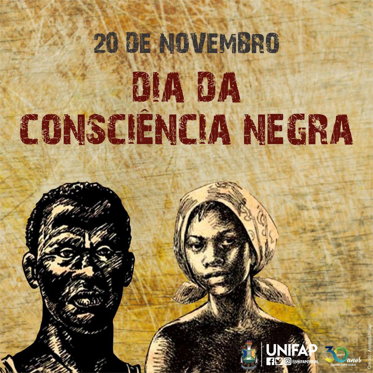Mensagem do Núcleo de Estudos Afro-Brasileiros (NEAB) pelo Dia da Consciência Negra