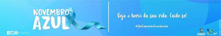 Novembro Azul: UNIFAP promove campanha educativa nas redes sociais