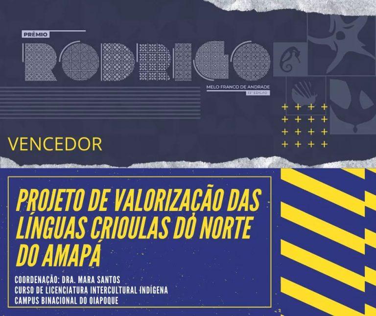 Projeto do curso de Licenciatura Intercultural Indígena é vencedor do prêmio Rodrigo 2020