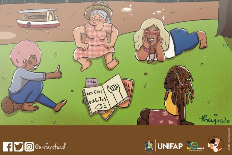 Clínica de Direitos Humanos da UNIFAP anuncia o lançamento de seu primeiro trabalho técnico