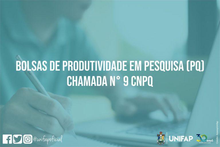 Docente da Unifap tem projeto aprovado em bolsa de Produtividade em Pesquisa do CNPq