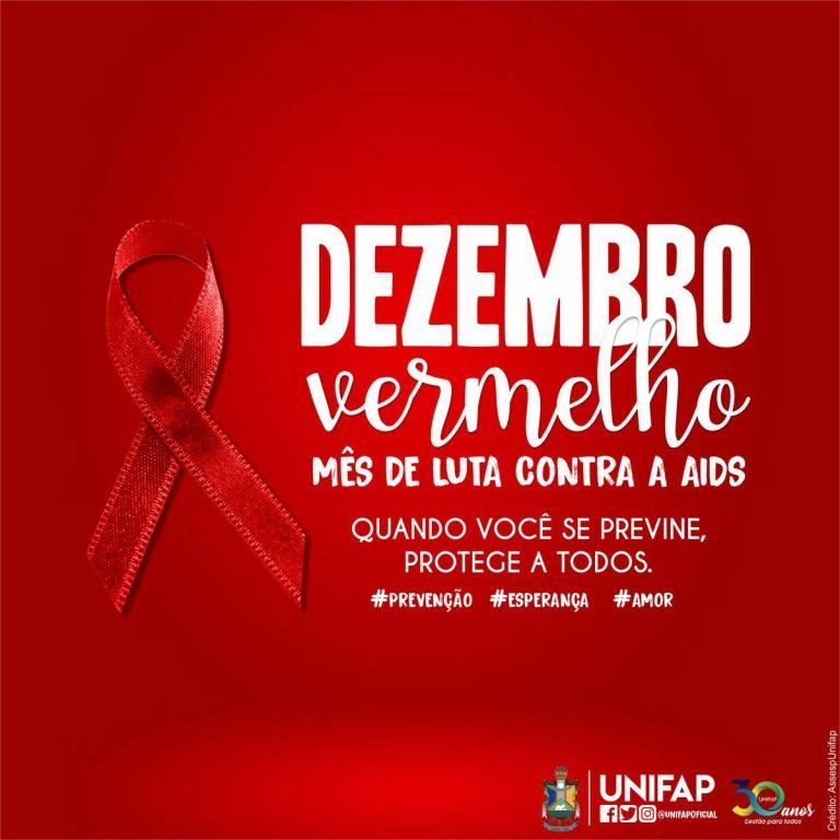 Hoje é o Dia Mundial da Luta Contra AIDS