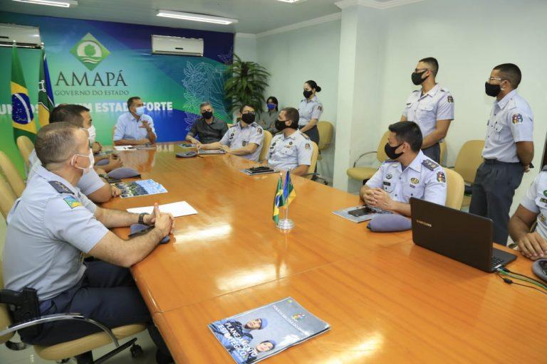 Polícia Militar e UNIFAP trabalham juntas no planejamento estratégico de 2020 a 2024