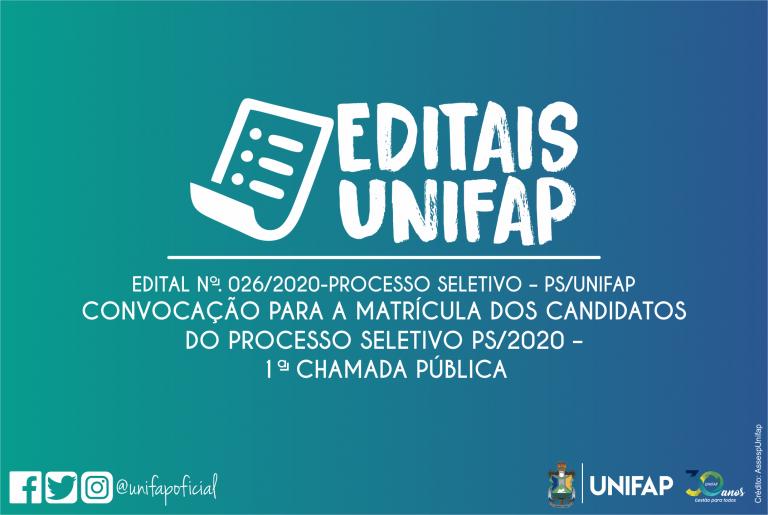 DERCA convoca candidatos aprovados e não classificados no PS 2020 para Chamada Pública