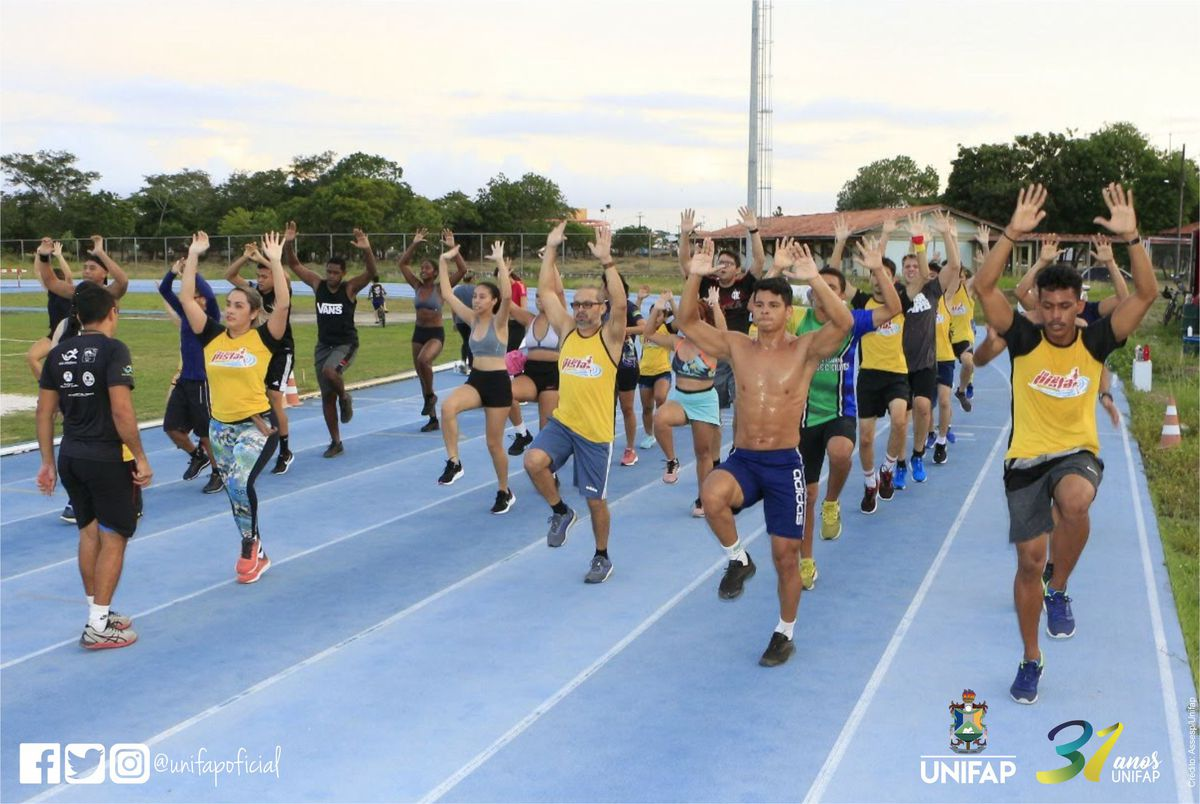 Unifap e a valorização do atletismo brasileiro