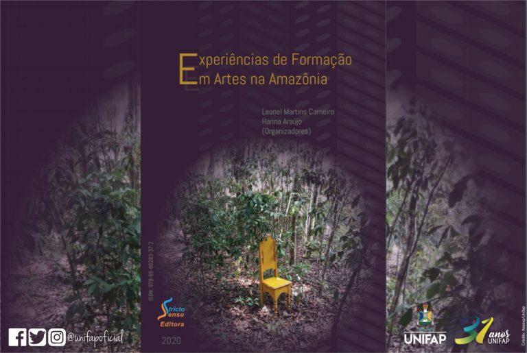 Experiência em Teatro-Educação da UNIFAP compõe coletânea que será lançada pela UFAC