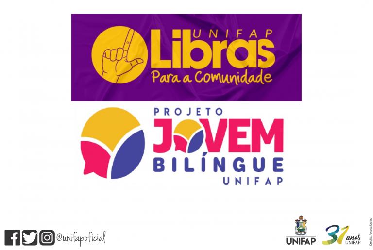 """Projeto """"Jovem Bilíngue"""" e """"Libras para a comunidade"""" divulga resultado preliminar"""