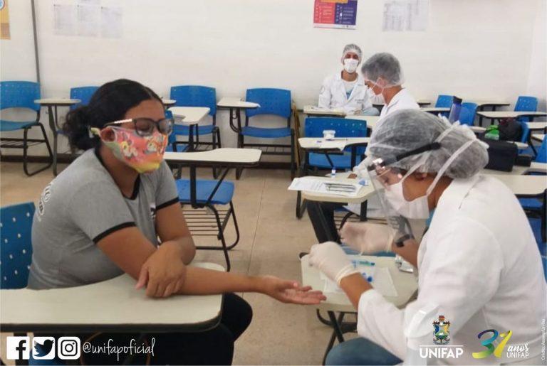 TESTAGEM PARA COVID-19 SERÁ SEMANAL