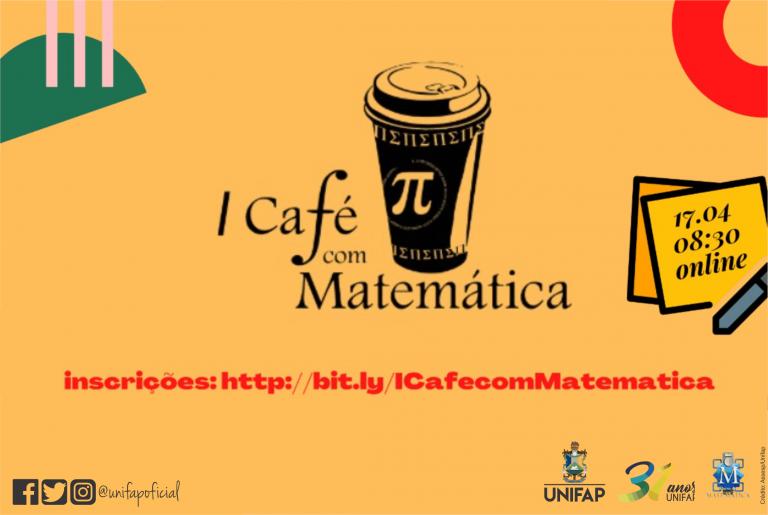 I Café com Matemática