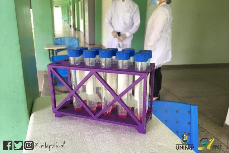 Comissão de EPI's da UNIFAP já entregou mais de 1.500 equipamentos para saúde do Amapá