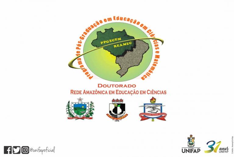 Programa de Doutorado em Educação em Ciências e Matemática divulga resultado