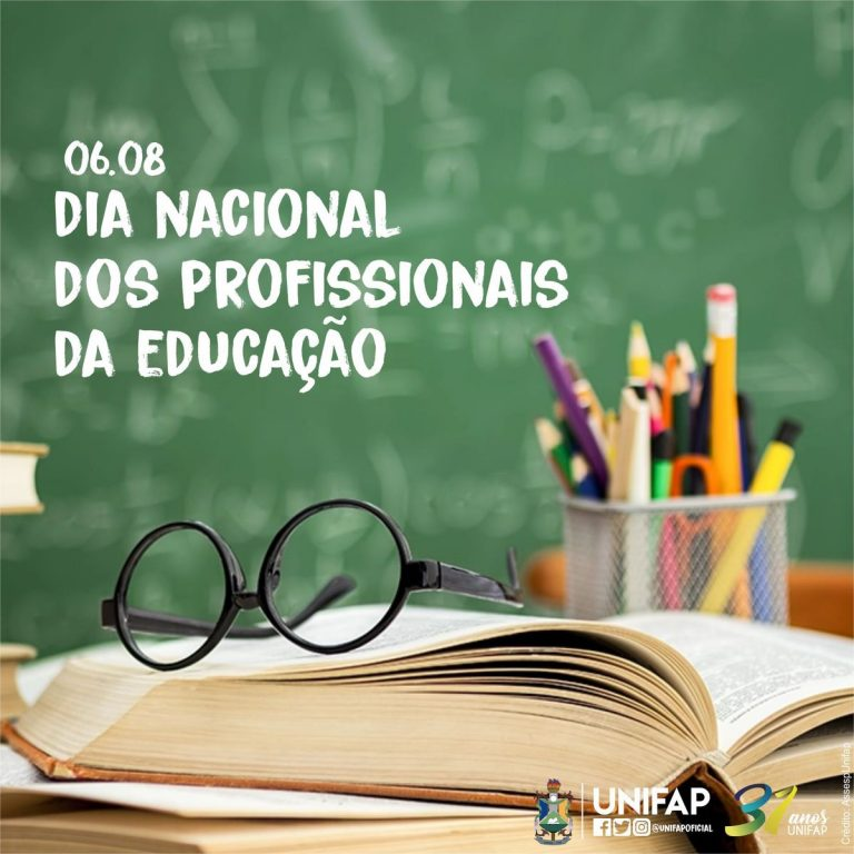 Dia Nacional dos Profissionais da Educação
