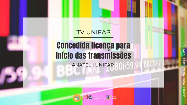 ANATEL concede licença para início das transmissões