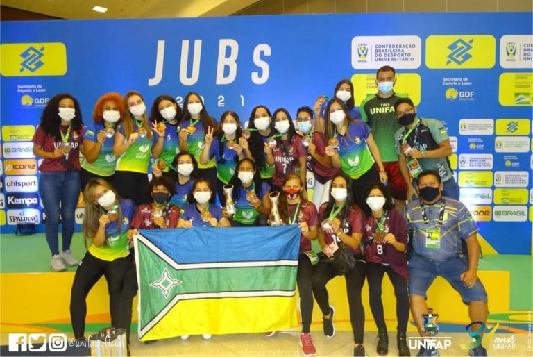 UNIFAP tem sua melhor performance nos JUB's