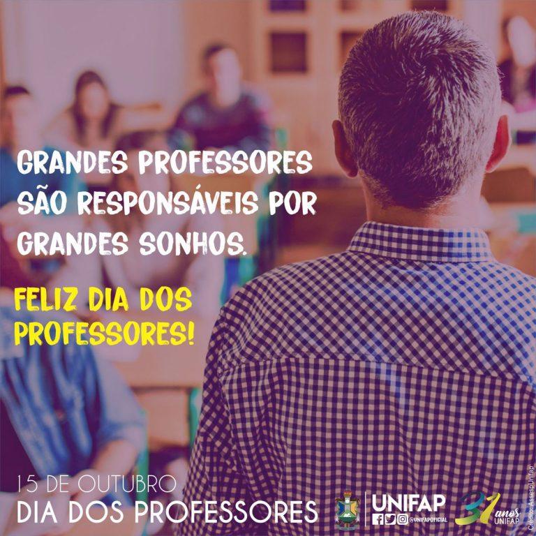 15 de outubro – Dia d@s Professores